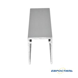 Профиль СТК-2 стартовый для сантехнических перегородок из ЛДСП 16 мм