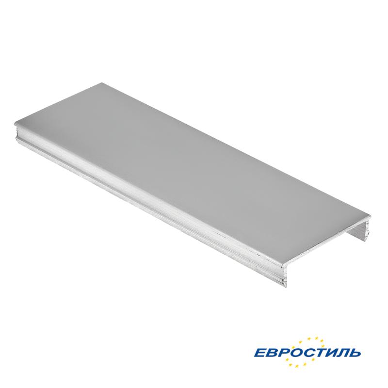 Профиль-крышка СТК25-3 для сантехнических перегородок и туалетных кабин из ЛДСП 25 мм