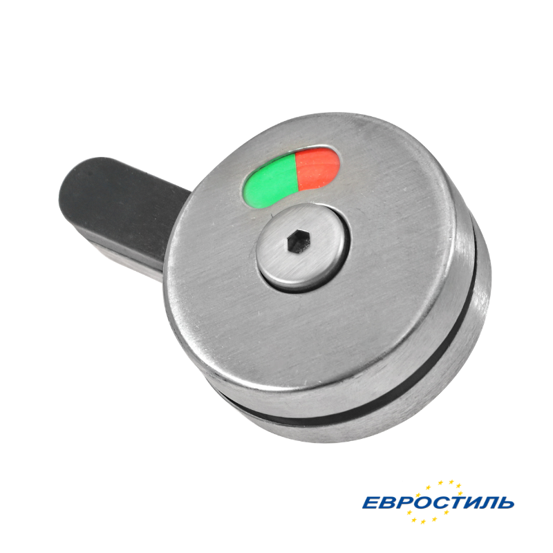 Завертка LK-025 для сантехнических перегородок и туалетных кабин Евростиль
