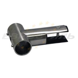 Подвесной зажим для установки сантехнических перегородок 16-18 мм