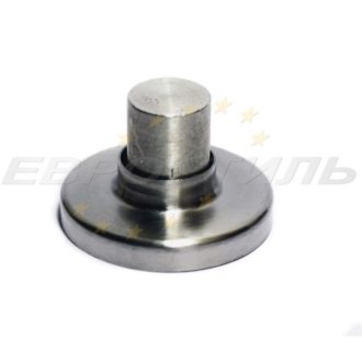 Торцевой элемент из нержавеющей стали для трубы 25 мм