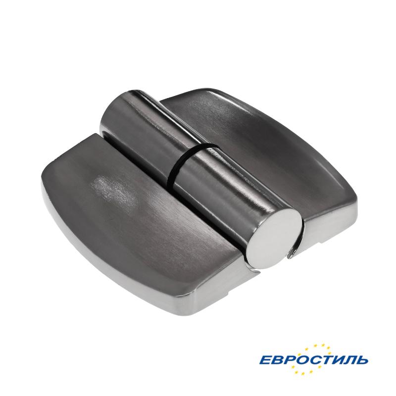 Петля Nova для сантехнических перегородок и туалетных кабин - Евростиль