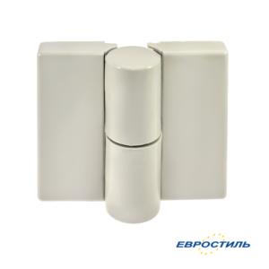 Петля STCabine бежевая левая и правая для сантехнических перегородок и туалетных кабин - Евростиль