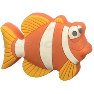 ручка для туалетов в детском саду в виде рыбки