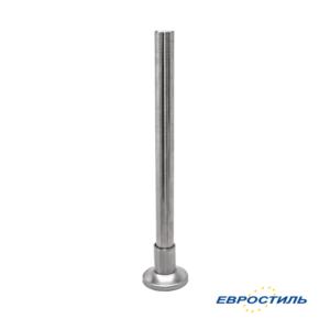 Опора для ЛДСП 25 мм для сантехнических перегородок и туалетных кабин Евростиль