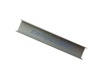 Профиль-заглушка для сантехнических кабин СТК25-3