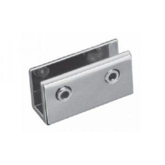 Уголок прямоугольный для душевых из стекла и HPL