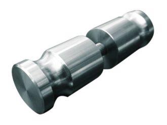 Ручка кноб для сантехнических перегородок из HPL