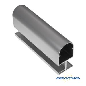 СТК-5, Профиль верхний усиленный для сантехнических перегородок и туалетных кабин из ЛДСП 16 мм и HPL 12 мм