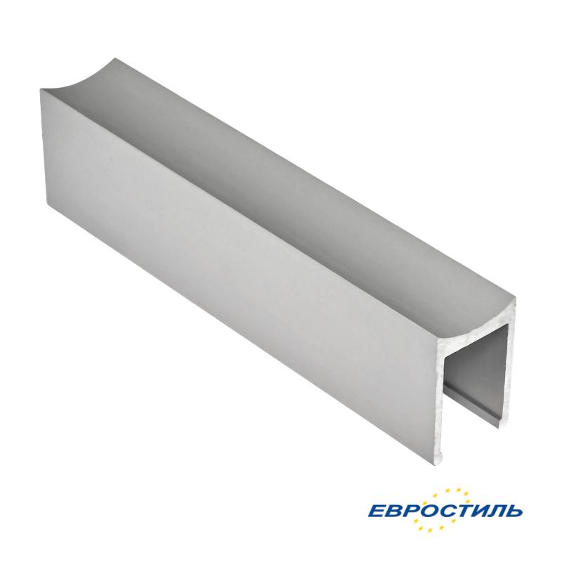 СТК-8, Профиль установочный для сантехнических перегородок и туалетных кабин HPL-пластика 12 мм