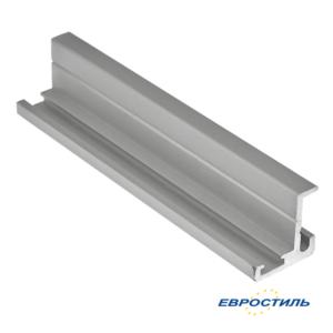 СТК-9, Профиль дверной для сантехнических перегородок и туалетных кабин из HPL-пластика 12 мм